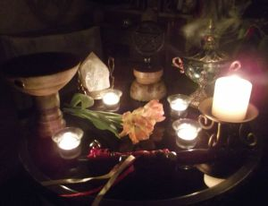 Decorate your altar