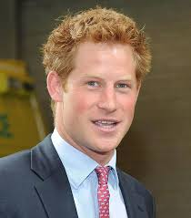 Celebrity Birthday Forecast for Prince Harry by Soraya
