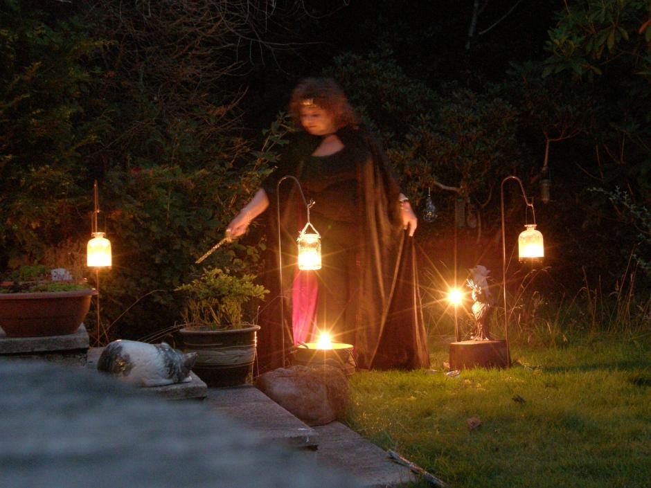 Autumn Equinox (Mabon) Ritual